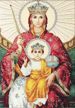 Икона Божией Матери «Державная